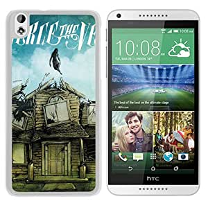 HTC Desire 816 Collide With The Sky White Screen Phone Case Unique and Custom Design