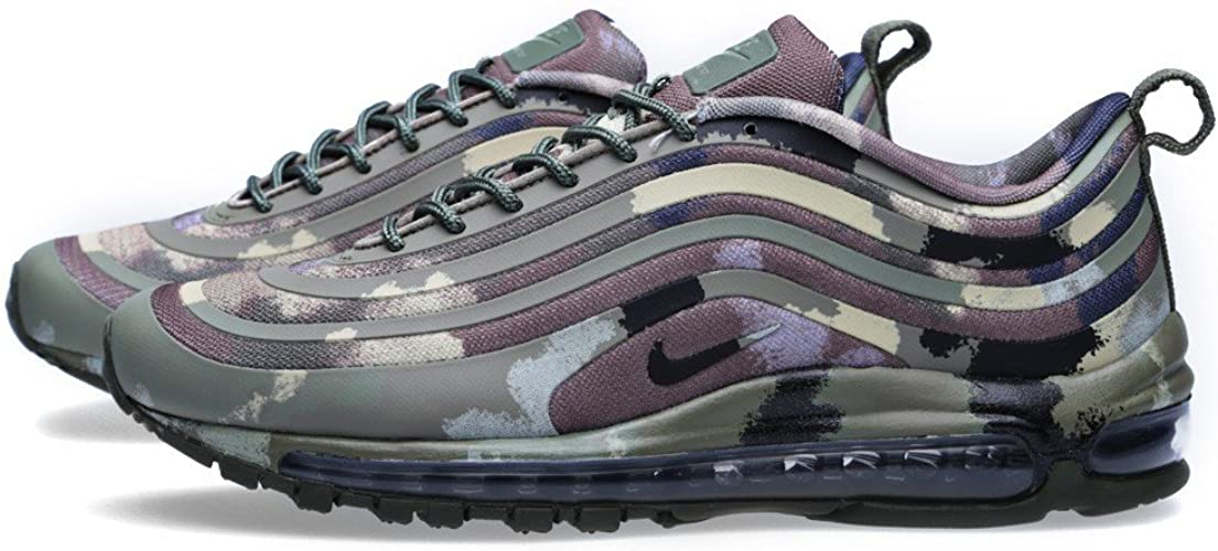 Nike Air Max 97 Camo Dark Khaki Golden Tussah Camo Trainer