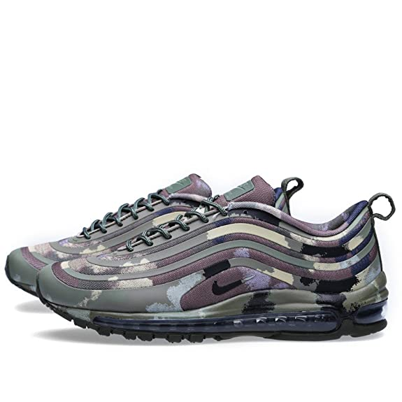 Nike Air Max 97 Camo Dark Khaki / Golden Tussah Camo Trainer Size 8 UK:  Amazon.co.uk: Shoes & Bags