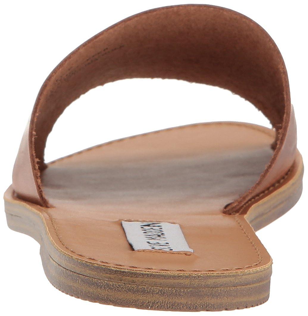 5e573f66ebcb Slides Steve Madden Womens Grace Flat Sandal Steve Madden Women's Grace  Flat Sandal Sandals