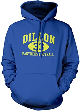 HotScamp Dillon Panthers Hoodie - Youth and Adult Sizes Blue  Amazon ... 42136e6a7