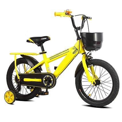 Xiaoping Bicicleta para niños Boy Girl 2-3-4-6-7-