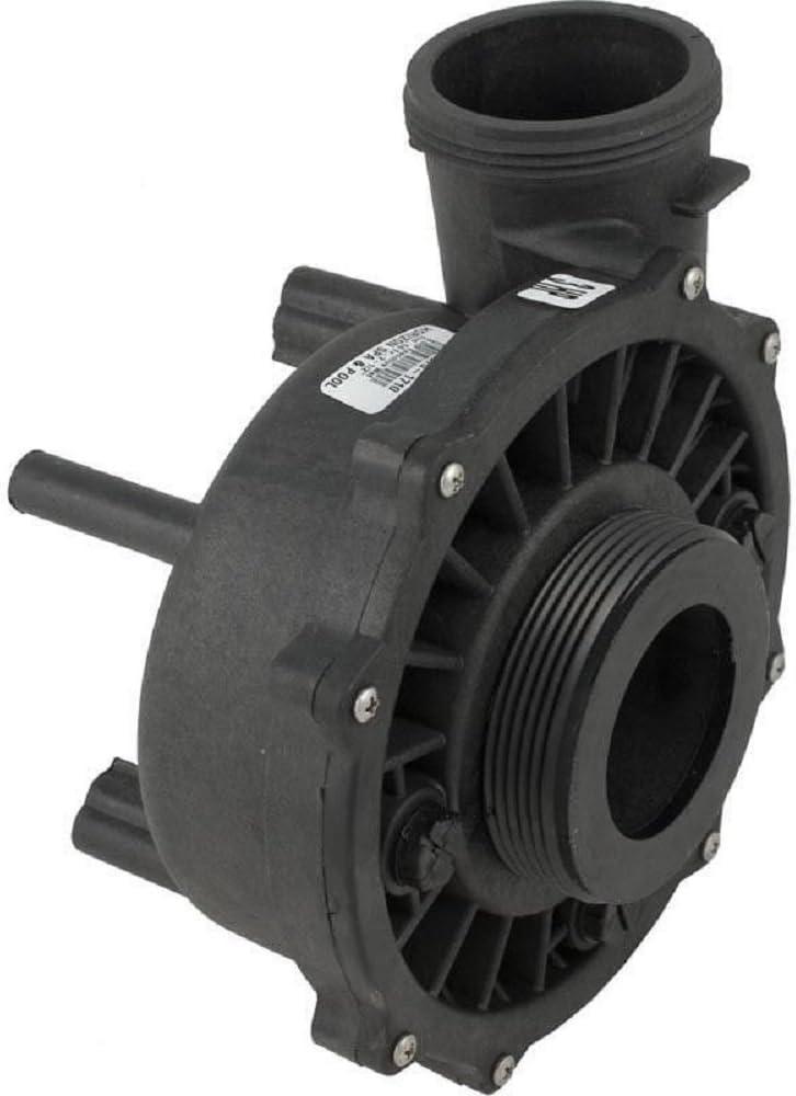 Waterway Plastics Waterway 310-1500 3.0 hp Executive Wet End, Black