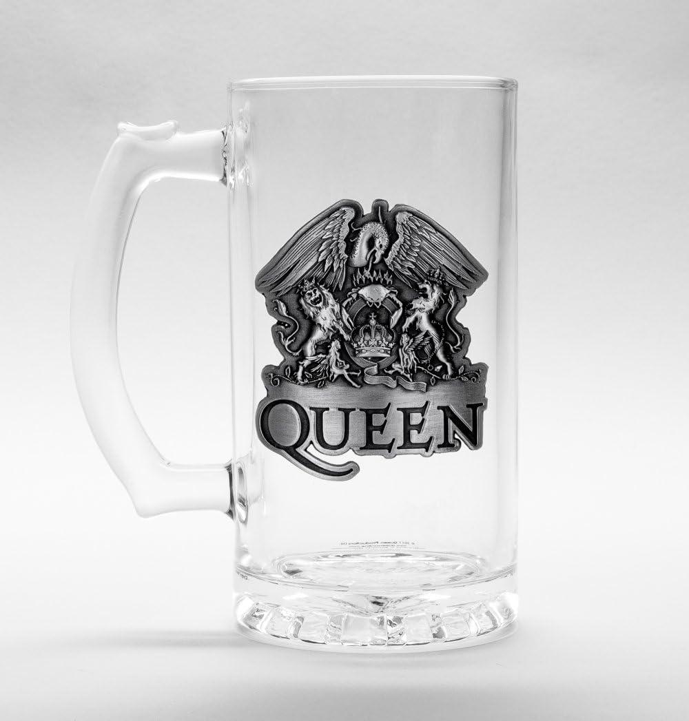 GB Eye, Queen, Crest, Tanque de Cerveza