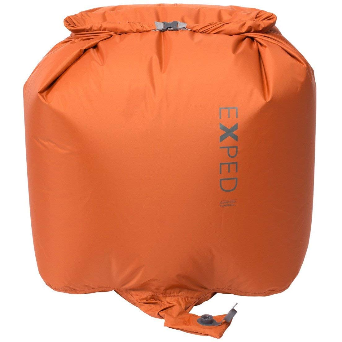 Exped Schnozzel Pumpbag, Terracotta, Large by Exped
