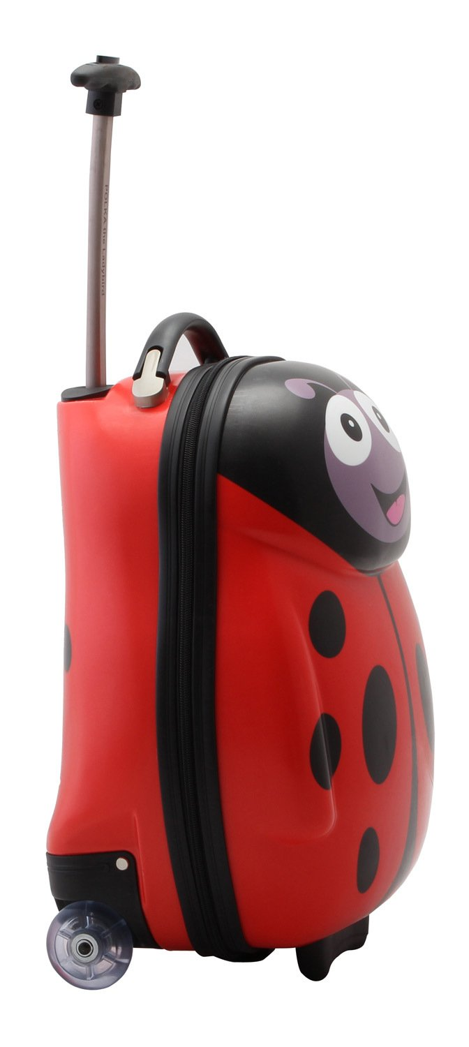 Amazon.com: The Cuties and Pals - Polka the Ladybird Cutie trolley case: Baby
