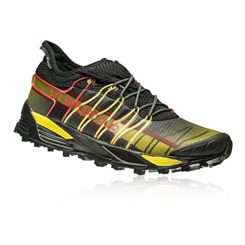 La Sportiva Mutant, Zapatillas de Trail Running Unisex Adulto, Negro (Black 000), 43.5 EU: Amazon.es: Zapatos y complementos