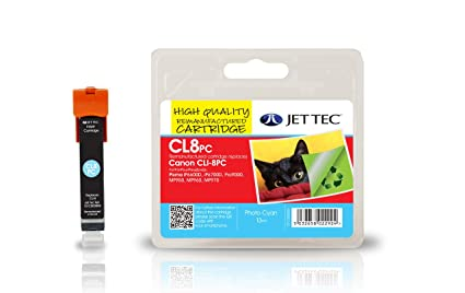 Jet Tec CLI-8PC - Cartucho de tinta para impresoras (Tinta a ...