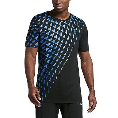 Nike Dry Kyrie Art 1 Men's T-Shirts Black