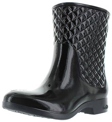 Amazon.com | Ccilu Drift Women's Quilted Equestrian Short Rain ...