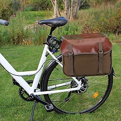 FREESOO Bolsa Alforja para Sillín de Bici Bicicletas Alforjas para Moto Deportiva Bolsa de Ciclismo Asiento Trasero Bicicletas de Montaña Viaje Equipaje Paquete: Amazon.es: Deportes y aire libre