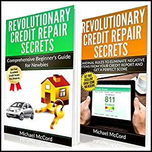 Credit Repair: 2 Books in 1 Audiobook