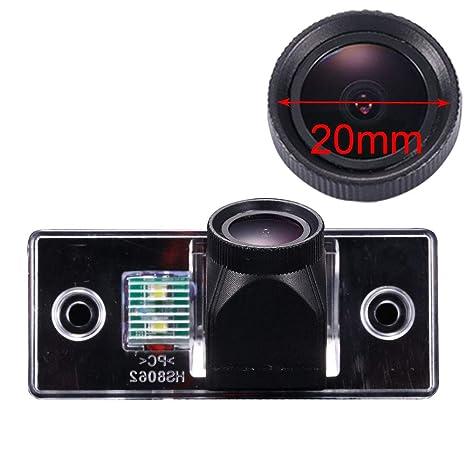 Matrícula cámara de visión Trasera de Luz de la matrícula para ...