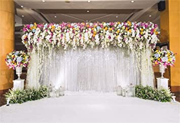 Amazon Com Leyiyi 7x5ft Wedding Ceremony Stage Backdrop Romantic Marriage Flower Frame Room Interior Decor Floral Curtain Garland Background Hotel Hall Engagement Bridal Shower Portrait Studio Prop Vinyl Banner Camera,Fractal Design Meshify C Build