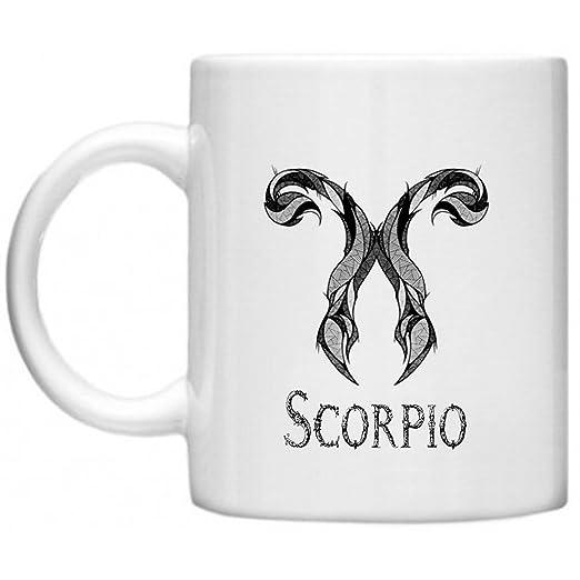Zodiac tazas, tazas de Star Signs GPO grupo Exclsuive diseño ...