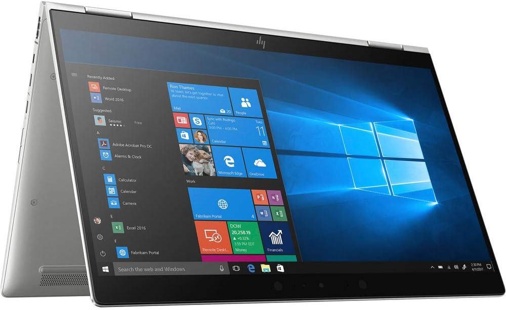 "HP 13.3"" EliteBook x360 1030 G4 Multi-Touch 2-in-1 Notebook - 13.3"" FHD UWVA Touchscreen - 1.9 GHz Intel Core i7-8665U Quad-Core - 512GB SSD - 16GB - Windows 10 pro"