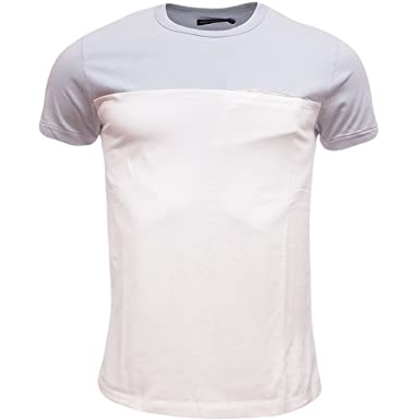 d072ba607d3 French Connection Fcuk T-Shirts Mens Short Sleeve T Shirt: Amazon.co.uk:  Clothing