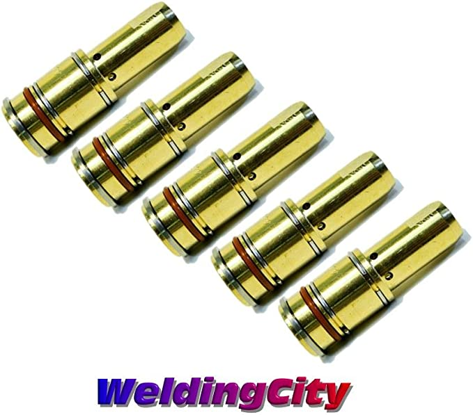WeldingCity Gas Nozzle 4592 9//16 Copper for Bernard Q//S 400-600A MIG Welding Guns