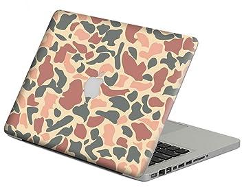 Tapa superior adhesivo 3 piezas/set iwea del ordenador portátil para Apple Macbook Pro Retina 13 Skin Mac portátil protéjanlos Piel Pegatina: Amazon.es: ...