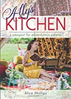 Ally's Kitchen: A Passport for Adventurous Palates Front Cover