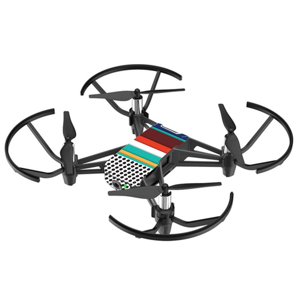 MightySkins スキンデカールラップ DJIステッカー保護カバー 100種類のカラーオプションに対応, DJI Mavic 2 Pro or Zoom, DJMAVPR18-Lime Chevron B07DGP315J DJI Tello Drone|New Color New Color DJI Tello Drone