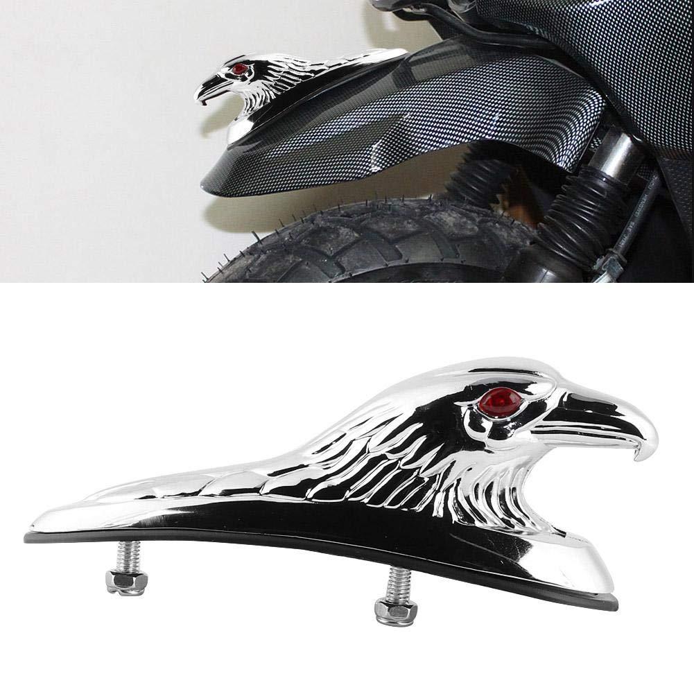 Bolzen von 6 mm Duokon Universal-Schutzblech Dekoration Motorrad Adlerkopf Schutzblech
