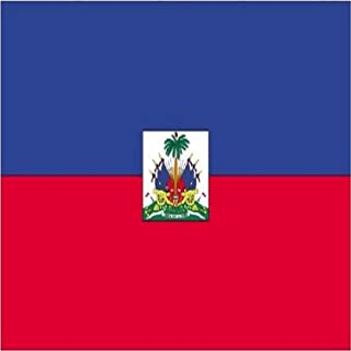 product image for Annin Flagmakers Model 193358 Haiti Flag 3x5 ft. Nylon SolarGuard Nyl-Glo 100% Made in USA to Official United Nations Design Specifications.