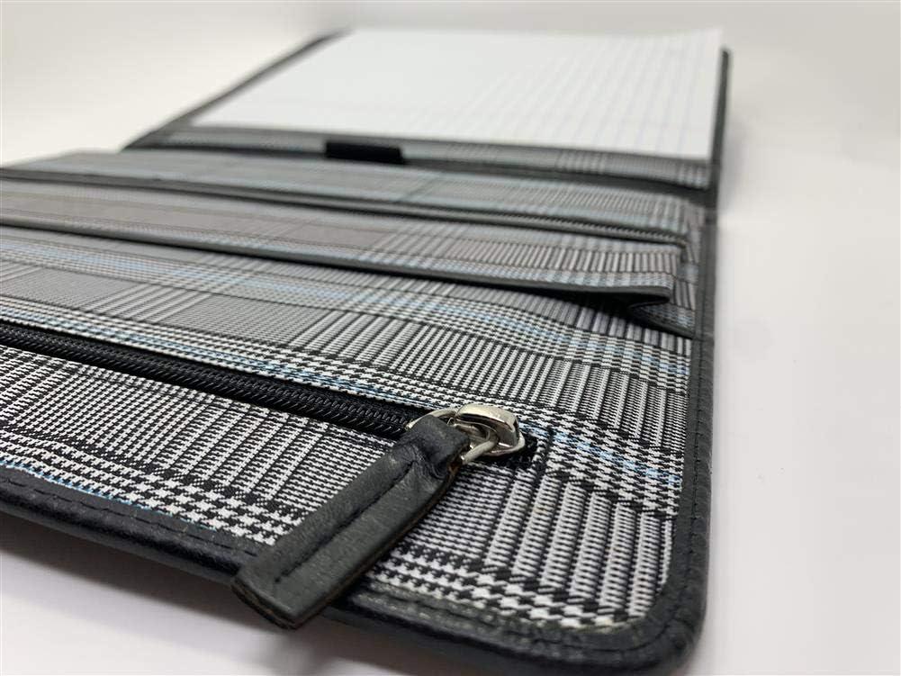 One Size AdSpec NCAA Georgia Bulldogs Collegiate Classic NotebookCollegiate Classic Notebook Black