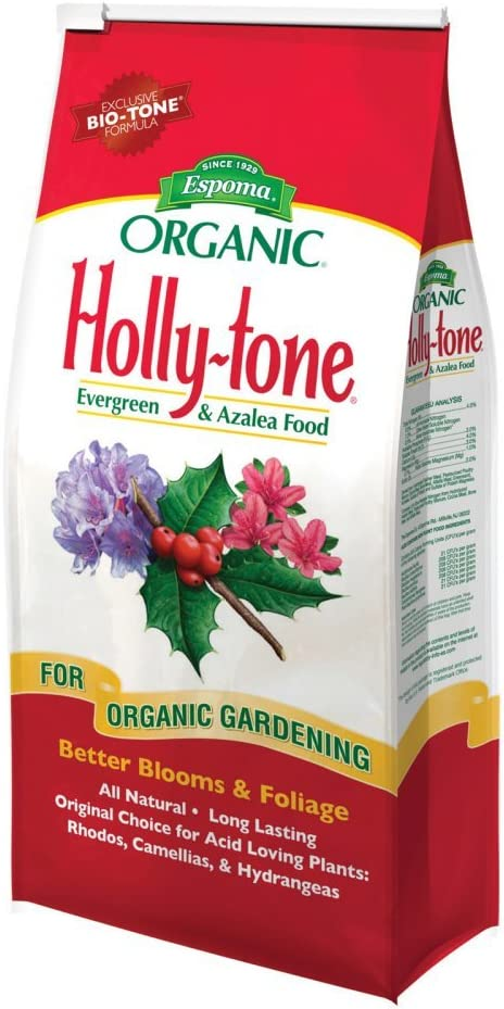 Espoma 4 lbs. Holly-Tone Plant Food 4-3-4