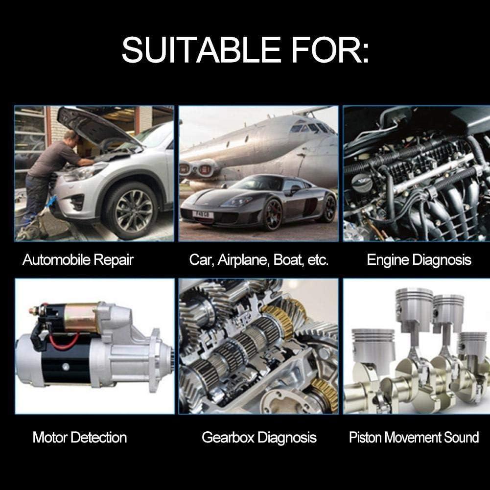 KSTE Auto Cylinder Engine Stetoscopio Riparazione Auto Meccanica Engine Diagnostic Tool Tester