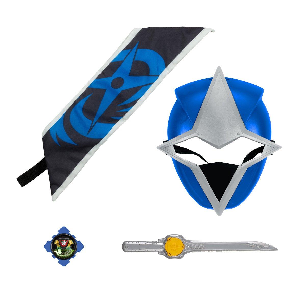 Power Rangers Ninja Steel - Blue Ranger Hero Set