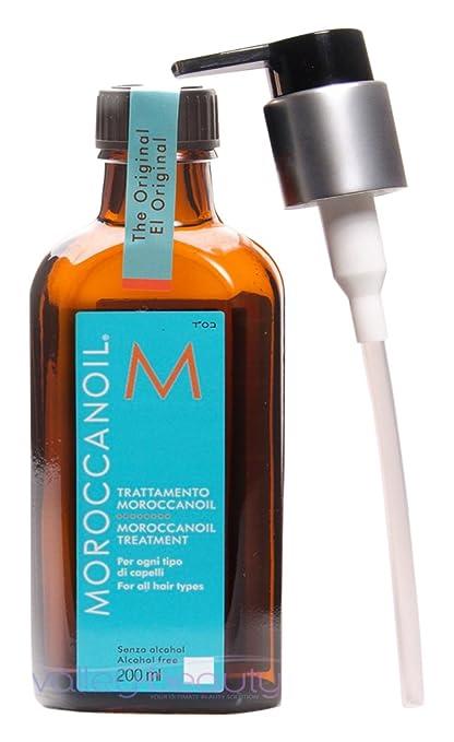 moroccanoil behandlung treatment 200ml beauty