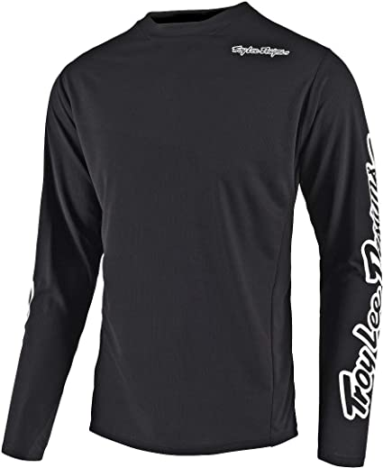 Troy Lee Designs Skyline Solid Youth Off-Road BMX Cycling Jersey