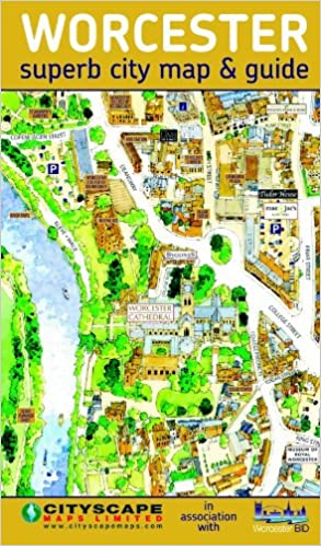 City Centre Map on