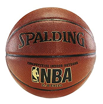 "Spalding Nba Zio Excel Basketball - Official Size 7 (29.5"") 0"