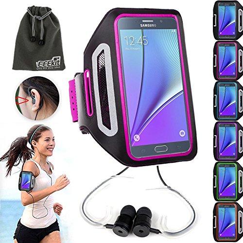 EEEKit Armband Running Earphone Blackberry