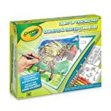 Crayola Crayola Light Up Tracing Pad,  for Girls and Boys, Gift for Boys and Girls, Kids, Ages 6+, Summer Travel, Out of School Cottage Activties