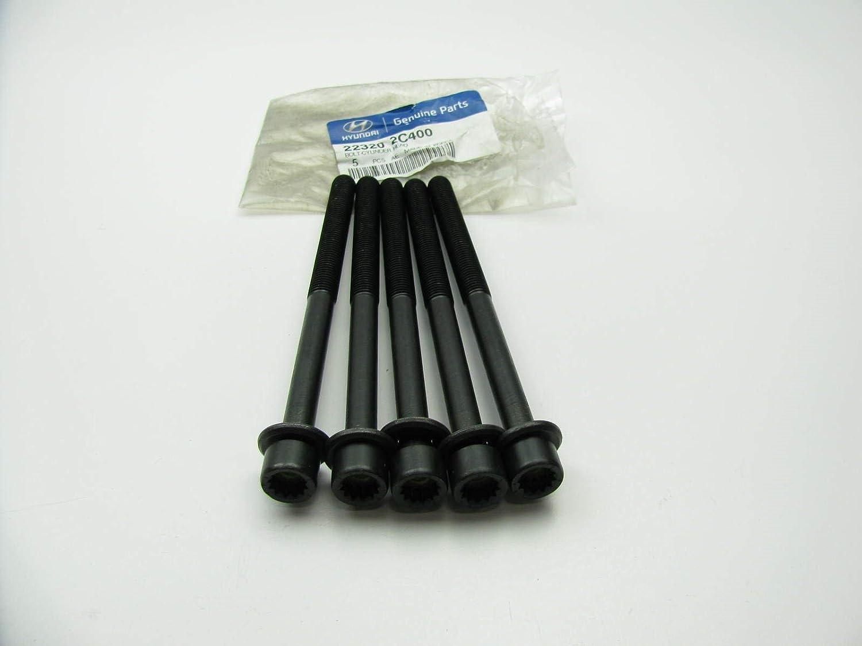 Genuine Hyundai 22321-2C400 Cylinder Head Bolt