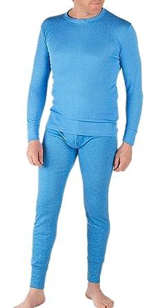 Set de Ropa Interior Termal de Hombres Remera Manga Larga & Pantalones Largos [Termales]