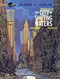 valerian vol 1 the city of shifting waters by jean claude mezieres pierre christin 1 jul 2010 paperback