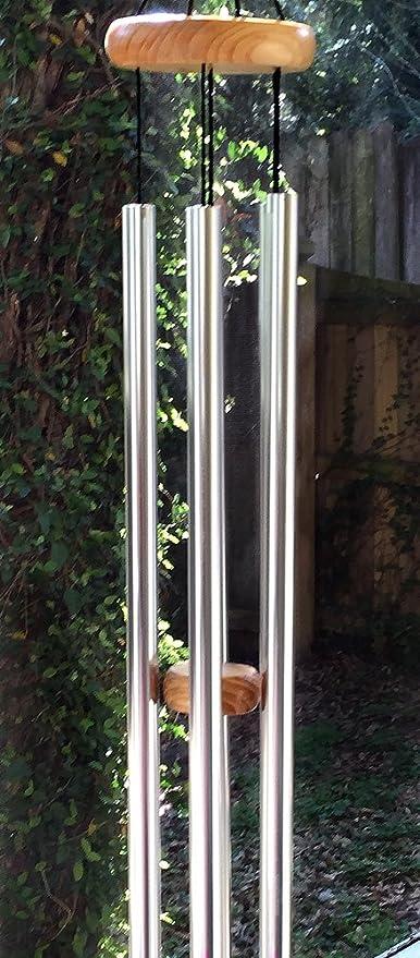 Porche o al aire libre. Parecen sintonizada resonante capilla campanas.: Amazon.es: Jardín