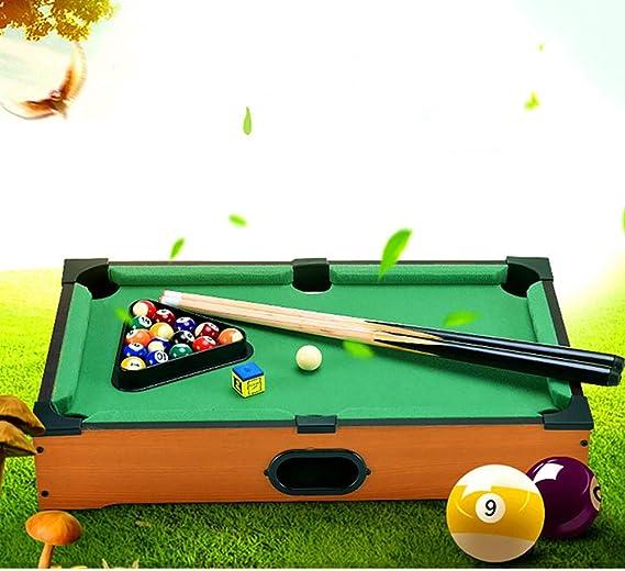 Billar Snooker plegable Tablero de la mesa de juego de juguete ...