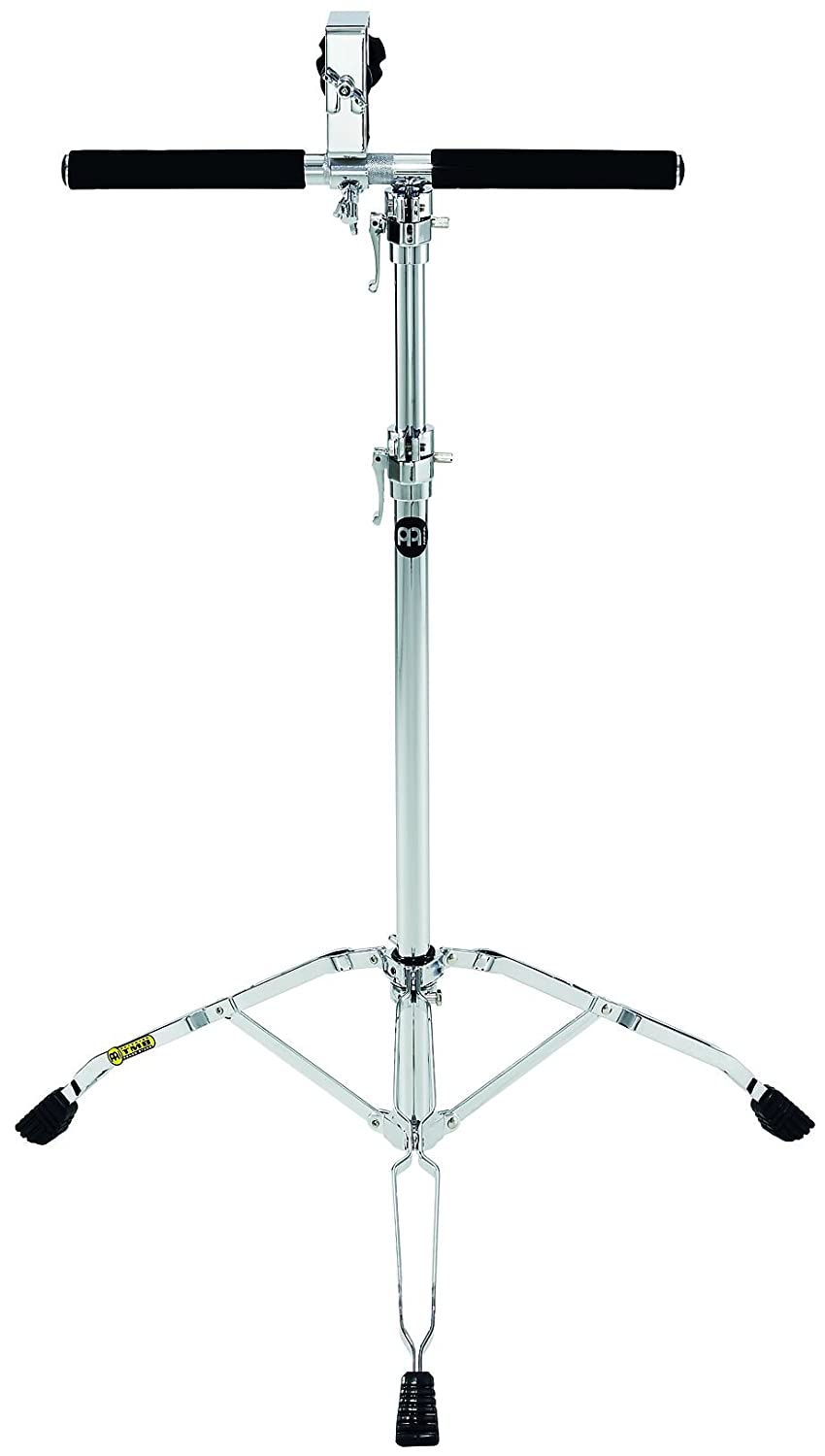 Meinl Percussion TMB Double Braced Tripod Bongo Stand, Chrome
