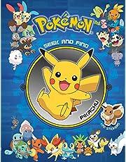 Pokémon Seek and Find: Pikachu