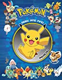img - for Pok mon Seek and Find - Pikachu (Pokemon Seek and Find) book / textbook / text book