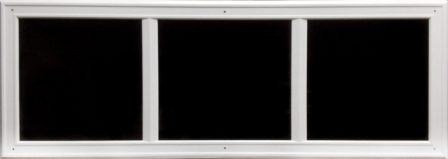 Coach House Accents AP240199 Heritage Decor Window, White by Coach (Image #1)