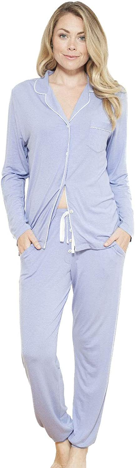 Cyberjammies Womens Polly Knit Top 3626
