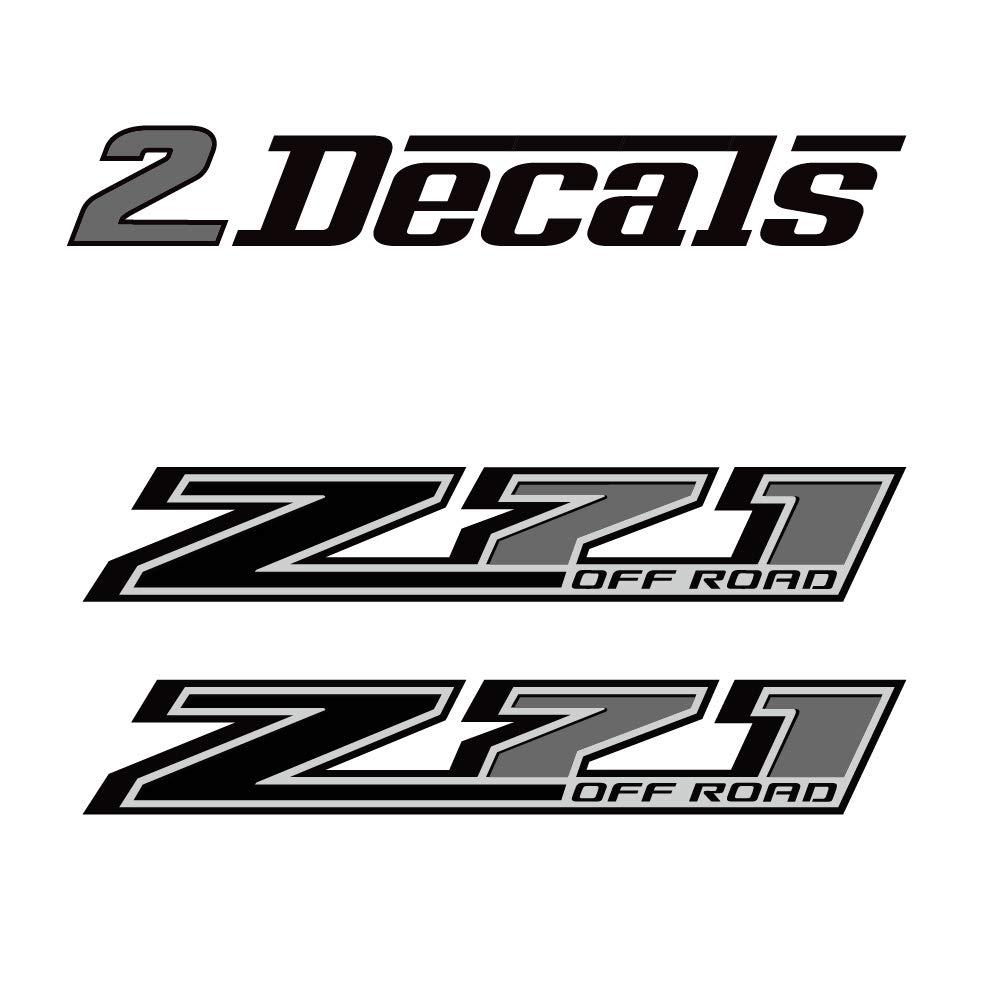 TiresFX 1999-2000 Chevy Silverado GMC Sierra Z71 Decals Stickers