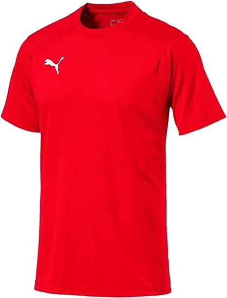 TALLA XXL. PUMA Liga TR JSY Camiseta de Manga Corta Hombre