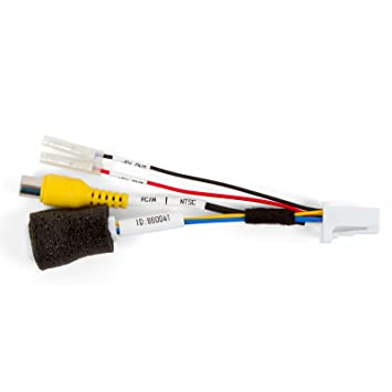 Kabel zum Anschluss einer Rückblickkamera in Subaru Impreza Forester ...